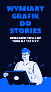 WYMIARY GRAFIK NA FACEBOOKU | Stories